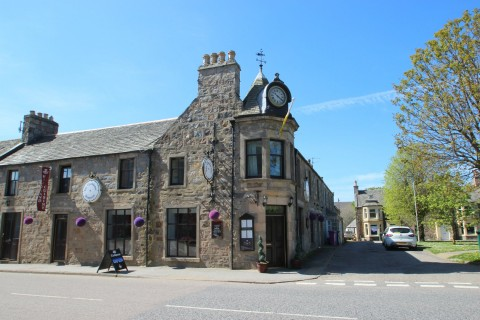View Full Details for The Square, Tomintoul, Ballindalloch, Moray - EAID:3528224256, BID:6980601