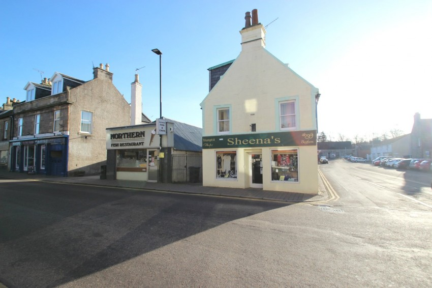 Images for High Street, Forres, Moray EAID:3528224256 BID:6980601