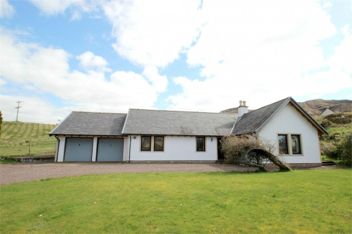 View Full Details for Carron View, Achintee, Strathcarron, Highland