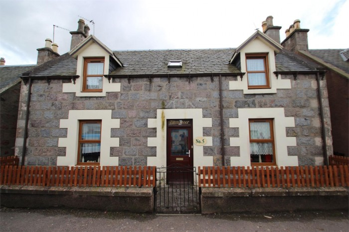 View Full Details for 5 Hill Street, Inverness, Highland