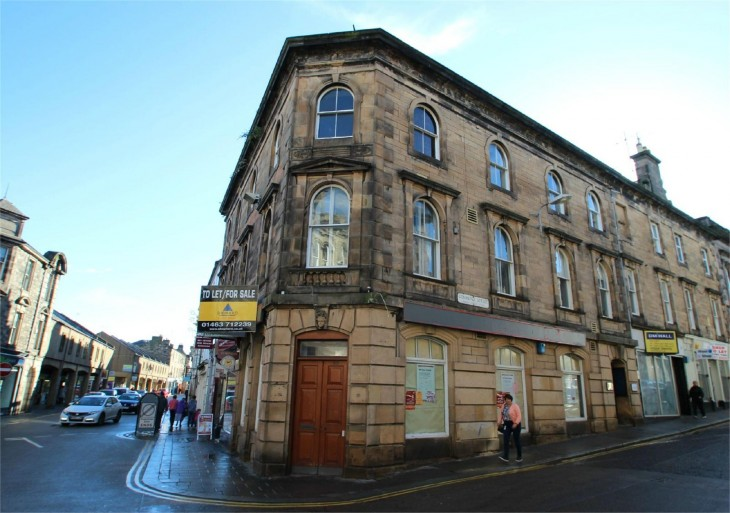 Images for 62 High Street, Elgin, Moray EAID:1283 BID:2807