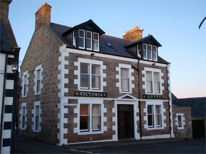 View Full Details for Victoria Hotel, Portknockie, Buckie, Moray, Scotland
