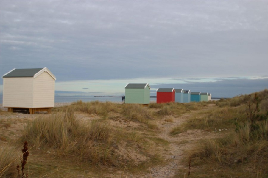 Images for Findhorn Beach Huts, North Beach, Findhorn, Scotland EAID:1283 BID:2807