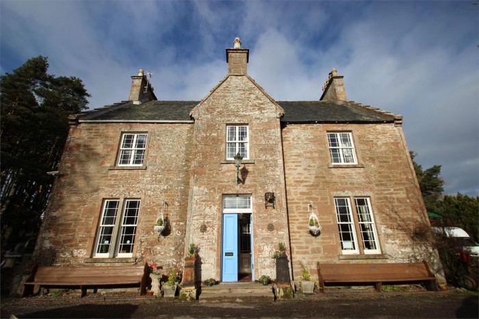 View Full Details for Torguish House, Daviot, By Inverness, Highland