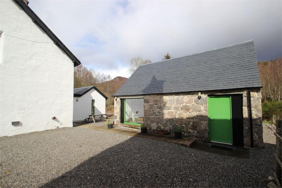 Images for Cul-Na-Carn Manse, Dundreggan, Glenmoriston, Highland EAID:1283 BID:2807