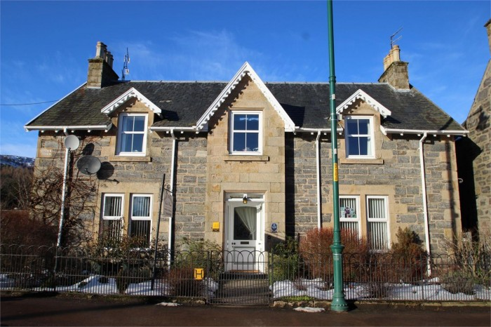 View Full Details for Gynack Villa, High Street, KINGUSSIE, Highland