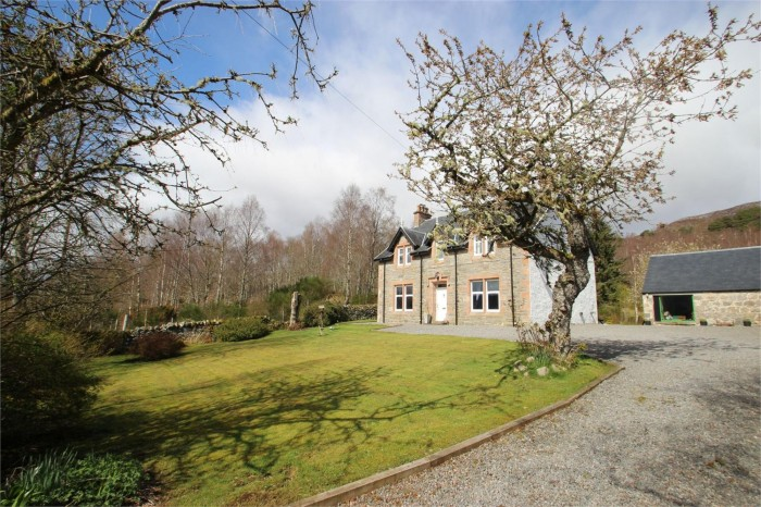 View Full Details for Cul-Na-Carn Manse, Dundreggan, Glenmoriston, Highland
