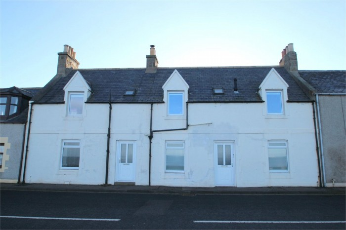 View Full Details for 8 Lennox Place, Portgordon, Buckie, Moray