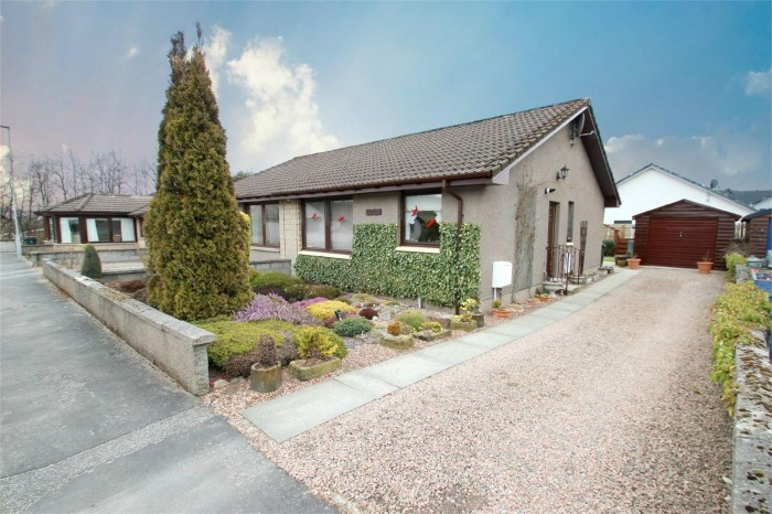 View Full Details for 8 Aigen Place, Dufftown, Moray